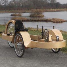 Trike madera