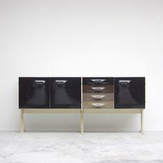 raymond loewy furniture   Raymond Loewy DF-2000 credenza