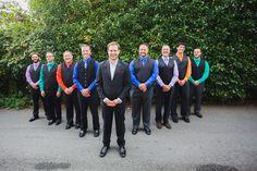 Scott's groomsmen. #urbanlightstudiosphotography #urbanlightstudios #greenwood #seattlewedding