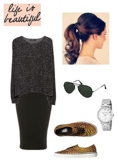 """""""Modest outfit"""" by pentecostalgirll ❤ liked on Polyvore"""