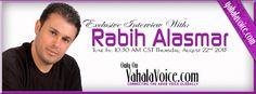 Interview with Rabih Alasmar www.yahalavoice.com