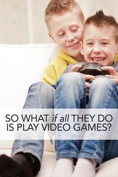 So What If All They Do Is Play Video Games? A Homeschool Case Study on the Potential Benefits of Unlimited Screen Time — home Harry Potter Video Games, Harry Potter Gif, World Geography, Attention Span, School Life, End Of The World, Outdoor Play, Denial