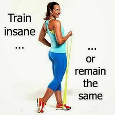 Fitness quote ~ losing weight and fitness