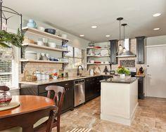 kitchen by Clear Choice Flooring and Design http://www.houzz.com/photos/3139938/Hagen-Kitchen-Remodel-traditional-kitchen-austin