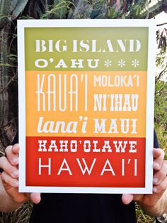 hawaiian bedroom idea  love this graphic for a wall