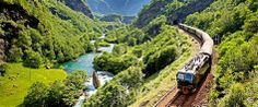 The Flåm Railway Line is 20.2-kilometers (12.6 mi) long; has an elevation difference of 863 meters (2,831 ft); ten stations, twenty tunnels and one bridge. The maximum gradient is 5.5 percent (1:18), making it the steepest standard gauge railway in Europe. Because of its steep gradient and picturesque nature, the Flåm Line is now almost exclusively a tourist service and has become the third-most visited tourist attraction in Norway.