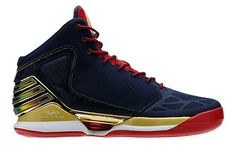 adidas Rose 773 – Gold Medal
