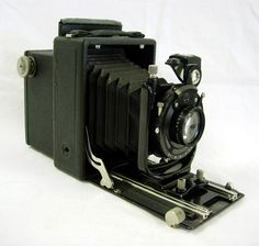 Ernemann Heag V11 6x9 with Roll Film Back #7266