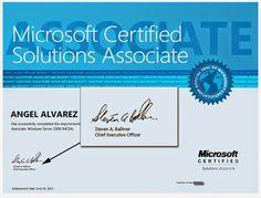 """Seguridad Informática """"A lo Jabalí ...""""   Blog de Seguridad Informatica y Hacking: Microsoft MCSA Windows Server 2012"""