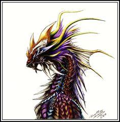 Zeitgeist Dragon by ZeitgeistDragon on DeviantArt Dragon Bones, Dragon Art, Dragon Images, Dragon Pictures, Winged Serpent, Viking Life, Dragon Rider, Fantasy Illustration, Imagine Dragons