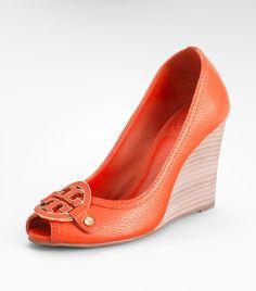 need orange shoes!