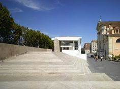Ara Pacis Museum  / Richard Meier & Partners