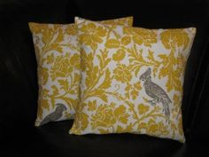 yellow decorative pillow etsy - Bing Images