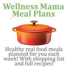 Wellness mama meals | wellness mama