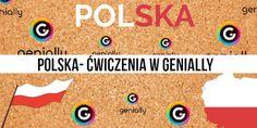 Specjalni czyli nowe technologie w szkołach specjalnych: POLSKA- ZADANIA W GENIALLY Education, Historia, Onderwijs, Learning
