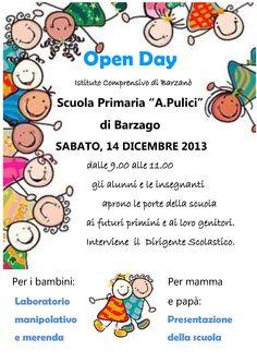 open day scuola primaria - Cerca con Google