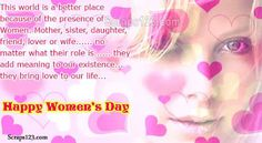 inspirational words for women's day