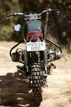 Another fantastic scrambler bike using TKC 80s from Continental