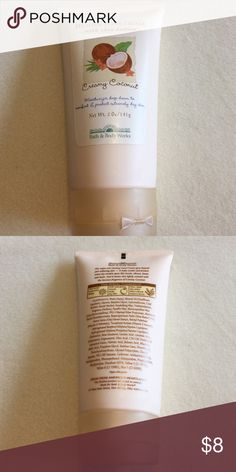 Healing hand cream Healing hand cream with shea butter creamy coconut never used Bath and body works Other