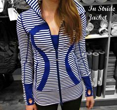 lululemon stride jacket  Can I find these any cheaper? Dang!