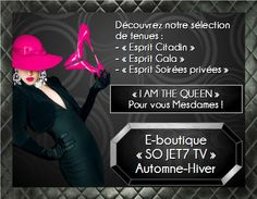 SO TV - Fashion look made in France Fashion Tv, Fashion Looks, New Look, Your Style, France, How To Make, Man Women, French