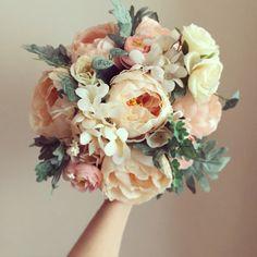 Gelin buketi /bridal bouquet www.masalsiatolye.com