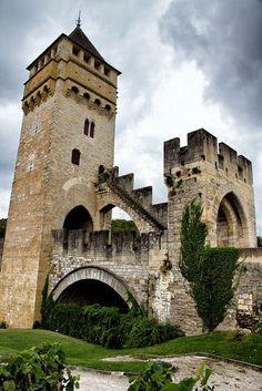 Cahors, Frankrijk, www.luxetent.nl/frankrijk
