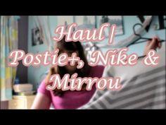 Fashion Haul | Postie+, Nike & Mirrou // Ashley Ruth