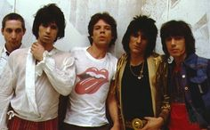 Rolling Stones - brilliant! Love Hot Stuff, Sympathy for the Devil, Little Red Rooster, Miss you...