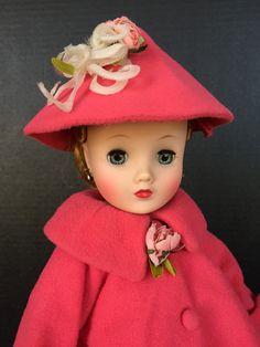 Antique Dolls, Vintage Dolls, Doll Costume, Costumes, Forever My Girl, Vintage Madame Alexander Dolls, Revlon, Beautiful Dolls, Art Dolls