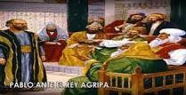 el elyon min. 990: LA VISITA DE HERODES AGRIPA II, Y SU HERMANA Y MUJ...