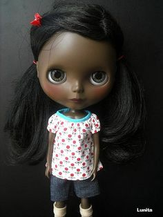 Black Blythes are Beautiful