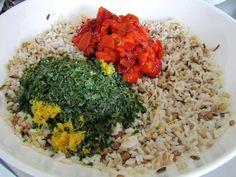 Rijstsalade van Jamie Oliver | SimKookt