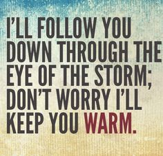I'll Follow You by Shinedown.❤ #lyrics #song just heard this song and I absolutely love it