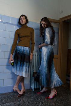 Marco de Vincenzo Pre-Fall 2018 Fashion Show Collection
