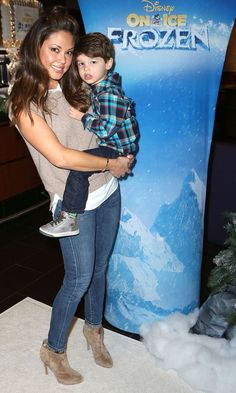 Vanessa Lachey Has a Frozen-Themed Date With Her Adorable Son