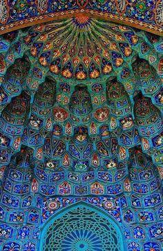 Shah Mosque, Isfahan, Iran                                                                                                                                                                                 More
