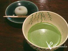 Matcha at Ippodo (japanese green tea - Kyoto)