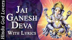 """""""Jai Ganesh Deva"""" Ganpati Aarti - """"Jai Ganesh Jai Ganesh Jai Ganesh Deva..."""