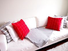 xmas sofa