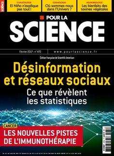 Pour la Science N472  Février 2017