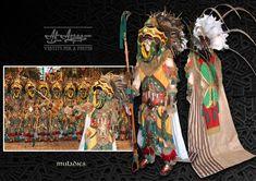"""Traje moro africano especial fiestas moros y cristianos """"Muladíes"""""""