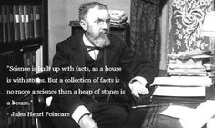 Jules Henri Poincare on Science | Words of Wisdom | Big Think
