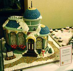 """Town Hall Christmas"" | ""Town Hall Christmas"" by Jennifer Mc… | Flickr"