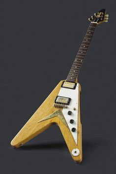 The first Gibson Flying V shipped this day in 1958