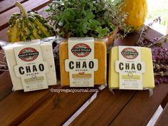 10 vegan things to be happy about right now... chao cheese is just one of them! #MyVeganJournal