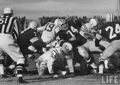 Green Bay Packers vs. Baltimore Colts (1962)