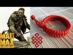 Mad Max Fishtail Paracord Bracelet Tutorial Hey Weavers, here's yet another take on the Mad Max paracord bracelet and this time we're doing the fistail! Seem...