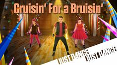 Just Dance Disney Party 2 - Cruisin' For a Bruisin'