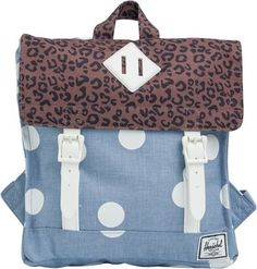 this is just the cutest little backpack in the world! from Herschel